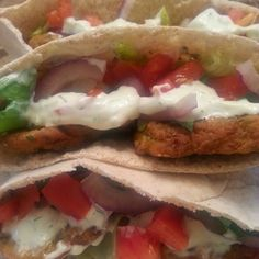 Culinary Crave: Filafel recipe