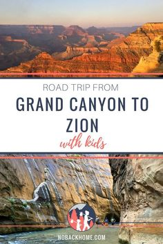 Epic road trip from the Grand Canyon to Zion with kids stopping in Page Arizona and exploring all the family friendly activities between. Road Trip With Kids, Family Road Trips, Road Trip Usa, Family Travel, Us Travel Destinations, Family Vacation Destinations, Family Vacations, Dream Vacations, Vacation Ideas