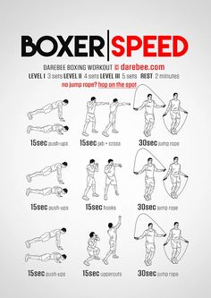 Increase your hand speed with these boxing techniques. This boxing workout includes boxing training and boxing tips for faster hands. Boxing Training Workout, Boxer Workout, Speed Workout, Mma Workout, Kickboxing Workout, Mma Training, Speed Training, Boxing Workout With Bag, Boxing Workout Routine