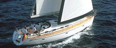 Bavaria 46 Cruiser by Sailing the Web
