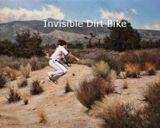 Invisible Dirt Bike