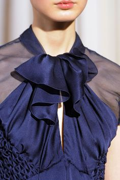 60 details photos of Christophe Josse at Couture Spring 2013.