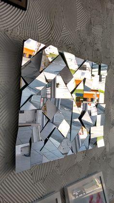 Lindo Espelho Decorativo, diversos tamanhos e modelos, confira. Loja de Espelho, Arquitetura, Design de Interiores, Decoracao, Vidro, Vidracaria, vidracariashowglass.com.br