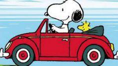 Snoopy & Woodstock...<3 <3 <3