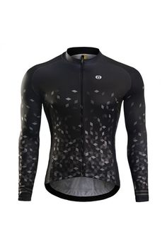 Black Mens cycling jersey custom for team from manufacturer. Cycling Wear, Cycling Jerseys, Cycling Shorts, Cycling Outfit, Cycling Clothing, Bicycle Clothing, Mtb Accessories, Mountain Bike Accessories, Velo Design