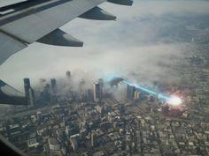 Godzilla from plane - Imgur