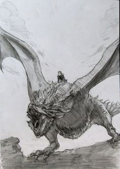 and Drogon Game of Thrones brings together all elements of History in a.Daenerys and Drogon Game of Thrones brings together all elements of History in a. Dessin Game Of Thrones, Game Of Thrones Drawings, Game Of Thrones Artwork, Got Dragons, Mother Of Dragons, Drogon Game Of Thrones, Game Of Thones, Dragon Artwork, Creature Design