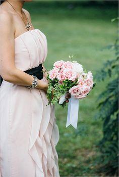 pink bridesmaid dress | garden wedding ideas | elegant wedding #weddingchicks