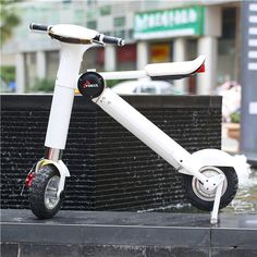 Fat ET or king scooter can not compare with our cruise scooter. this is our unique electric folding scooter.