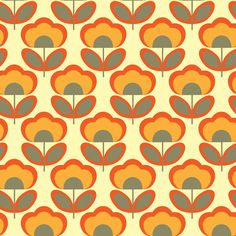 'Retro Vintage Hippie Flower Power Floral Pattern' Case/Skin for Samsung Galaxy by MeLikeyTees 60s Patterns, Vintage Patterns, Fabric Patterns, Flower Patterns, Print Patterns, Vintage Wallpaper Patterns, Retro Wallpaper, Pattern Wallpaper, Motif Vintage