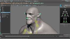 Quick Rigging and Skinning a Character in Maya tutorial shows you how to create a basic character rig for a game or background character in just a few clicks. Quick Rigging and Ski Cinema 4d Tutorial, Animation Tutorial, Zbrush Tutorial, 3d Tutorial, Maya, Technical Artist, Character Rigging, Cgi 3d, Shiva Parvati Images