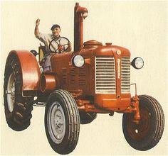 Burmilla, Agriculture Farming, Vintage Tractors, Old Cars, Cars And Motorcycles, Retro, Vehicles, Barns, Porsche