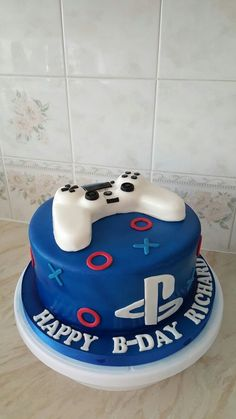 Playstation cake 2019 Playstation cake The post Playstation cake 2019 appeared first on Birthday ideas.