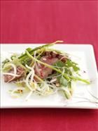 Beef Salad with Vermicelli Noodles