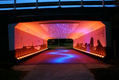 LED Underpass