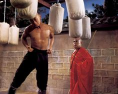the 36th chamber of shaolin is my favorite kung fu movie I wish I could have been like the master killer.
