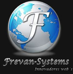 Frevansystems... Innovadores web, paginas web, portales web, paginas web administrables, tiendas virtuales, diseño web.
