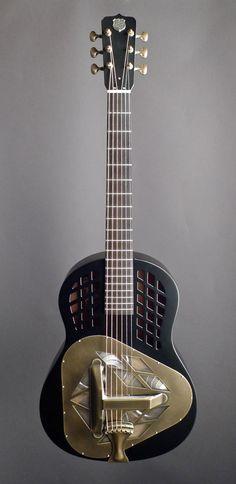 New  M1 -  Resonator Guitar at Dream Guitars – 1 of 4