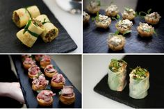 Wow Your Guests with Impressive Wedding Canapés by Kalm Kitchen