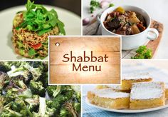 Shabbat Menu: Beef Stew and Lemon Bars