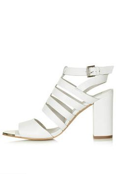 RAINBOW Gladiator Sandals - White Out - Clothing