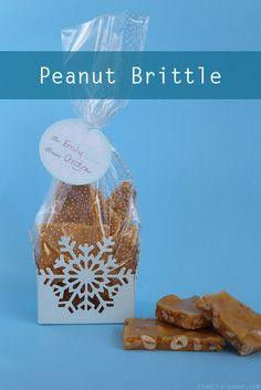 Peanut Brittle Recipe - Yummy!