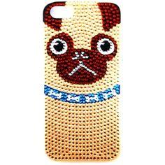 パグ ロンドンの iphoneケース iphone5 iphone5sケース かわいい コーデの画像 | 海外セレブ愛用 ファッション先取り ! iphone5sケース iph…