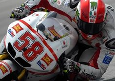 Number 58 and no mistake Motorcycle Racers, Moto Bike, Malaysian Grand Prix, Motogp Race, Motorcycle Photography, Vr46, Valentino Rossi, Road Racing, Cars And Motorcycles