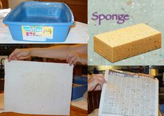 How to Make Paper from Recycled Materials | The Etsy Blog