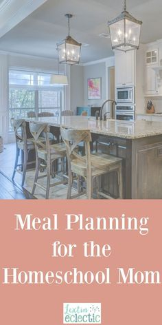{Intentionally Organized} Meal Planning Edition - Lextin Eclectic