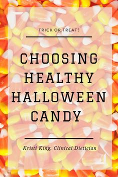 "It's that time of year again — time for ghosts, witches and goblins. Halloween can be quite overwhelming, especially when you see all that candy in the store — and then in your home. However, there are a few ""treats"" & ""tricks"" your family can try to ensure your Halloween is a healthy one."