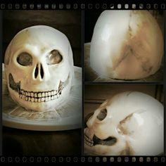 Skull Torte