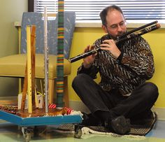ARTS IN HEALING PROGRAM NEW FEATURE AT JAMES GRAHAM BROWN CANCER CENTER