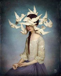 Pinzellades al món: Surrealisme i art: Christian Schloe / Surrealismo y arte / Surrealism and art: Christian Schloe