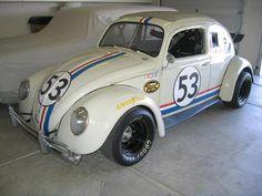 Nice reincarnation of Herbie