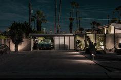 Palm Springs midcentury modern photos