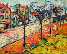 Classical Art, Art Painting, Fine Art, Fauvist, Fine Art Painting, Fauvism Art, Museum Of Fine Arts, Painting, Fauvism
