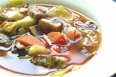 Zero Points Soup Weight Watchers) Recipe - Food.com