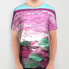 Printed Shirts, Store, Mens Tops, Pink, T Shirt, Fashion, Supreme T Shirt, Moda, Tent