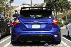 focus st trackster - Google Search Ford Focus Hatchback, Mustang Tuning, Focus Rs, Tuner Cars, Dream Garage, Dream Cars, Mustangs, American, Black Diamond