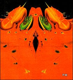 Farbmalerei v. Paul Maler
