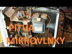 Použitelné součástky z mikrovlnky - YouTube Youtube, Historia, Youtubers, Youtube Movies