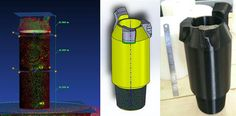 LiDAR scanning and 3D printing used to create subsea part for abandoned well   http://www.3ders.org/articles/20161031-lidar-scanning-and-3d-printing-used-to-create-subsea-part-for-abandoned-well.html
