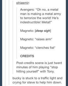 I love magneto