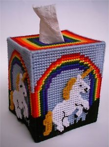 unicorn plastic canvas tissue cover | KGrHqZHJDgE+BBK0kB2BQHGNpOgh!~~60_35.JPG