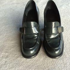"Selling this ""Prada Shoes Size 39.5 Euro"" in my Poshmark closet! My username is: bikerchick64. #shopmycloset #poshmark #fashion #shopping #style #forsale #Prada #Shoes"