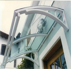 Porch Canopy, Backyard Canopy, Door Canopy, Canopy Outdoor, Canopy Tent, Gate Design, Door Design, House Design, Car Shed