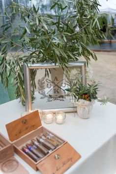 California Wedding Showered with Love - MODwedding