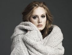 Adele  ~I like looking nice, but I always put comfort over fashion. I don't find thin girls attractive; be happy and healthy. I've never had a problem with the way I look. I'd rather have lunch with my friends than go to a gym.""