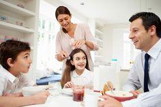 peran keluarga